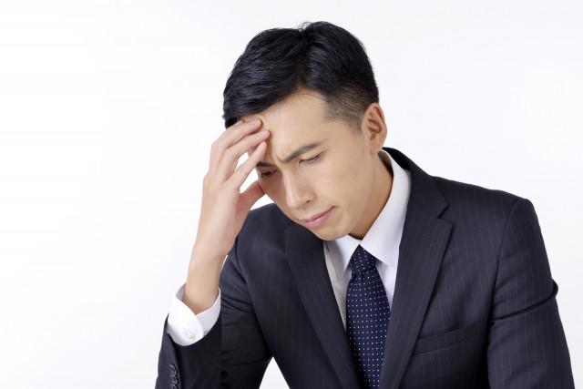 顎のだるさと頭の中の圧迫感